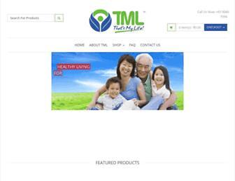 tml.sg screenshot