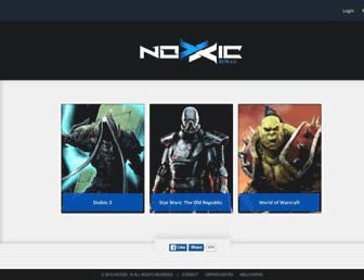 Thumbshot of Noxxic.com
