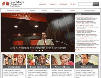 Thumbshot of Smumn.edu