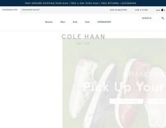 Thumbshot of Colehaan.com