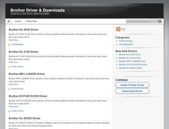brotherdriver.com screenshot