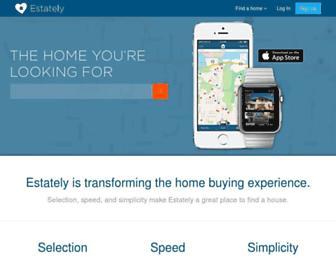 Thumbshot of Estately.com