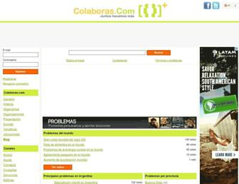 Thumbshot of Colaboras.com