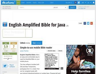 english-amplified-bible.en.softonic.com screenshot