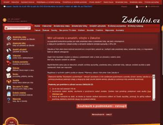 Fullscreen thumbnail of zakulisi.cz
