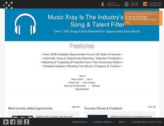 Thumbshot of Musicxray.com