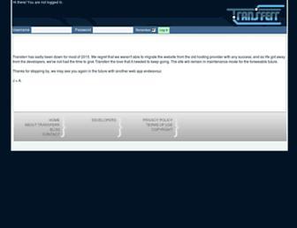 Thumbshot of Transferr.com