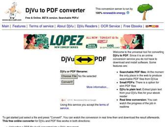 djvu-pdf.com screenshot