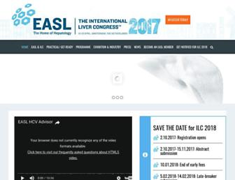 ilc-congress.eu screenshot