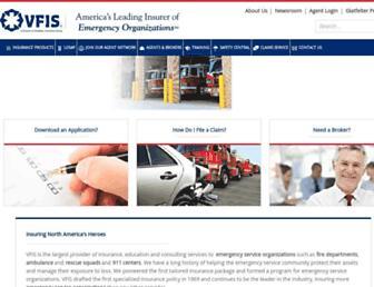 vfis.com screenshot