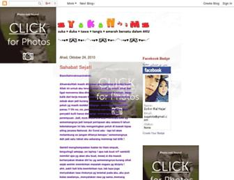syikin-ms.blogspot.com screenshot