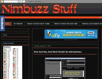nimbuzz-stuff.blogspot.com screenshot