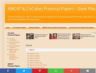 geekplacement.com screenshot
