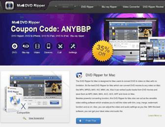 macdvdripper.net screenshot