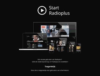 Thumbshot of Radioplus.be
