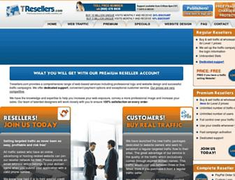 Thumbshot of Tresellers.com