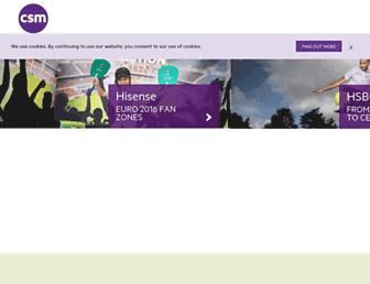 csm.com screenshot