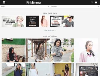 Thumbshot of Pinkemma.com