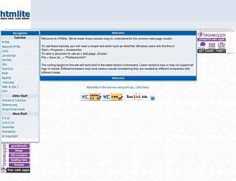 Thumbshot of Htmlite.com