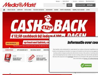 Thumbshot of Mediamarkt.nl