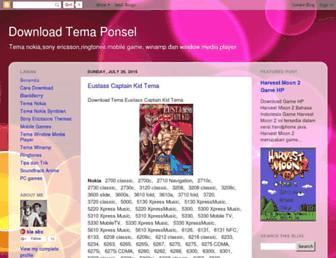 temaponsel.blogspot.com screenshot