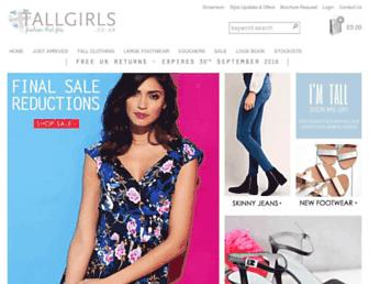 Thumbshot of Tallgirls.co.uk