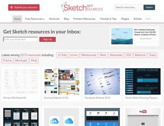 Thumbshot of Sketchappsources.com