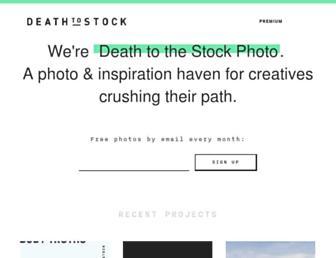 Thumbshot of Deathtothestockphoto.com