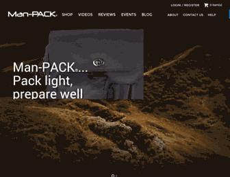 Thumbshot of Man-pack.com