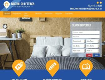 bristolsulettings.co.uk screenshot