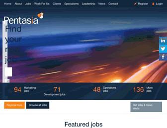 Thumbshot of Pentasia.com