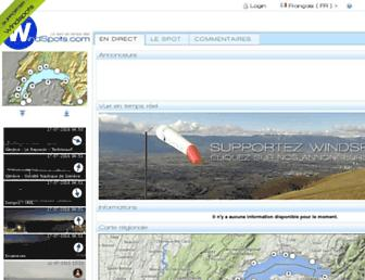 Thumbshot of Windspots.com