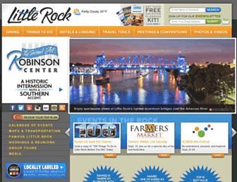 littlerock.com screenshot