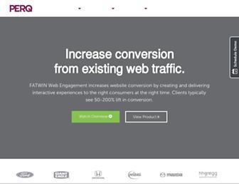 perq.com screenshot