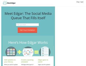 meetedgar.com screenshot