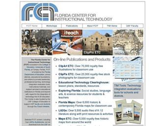 fcit.usf.edu screenshot