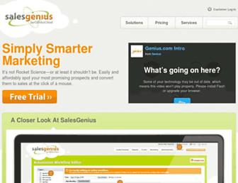 Thumbshot of Salesgenius.com
