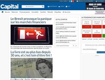 capital.fr screenshot