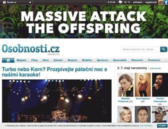 Thumbshot of Osobnosti.cz