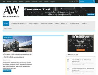 automotiveworld.com screenshot