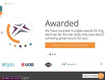 purpleclick.com screenshot