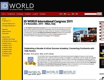 idworldonline.com screenshot