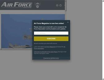 airforcemag.com screenshot