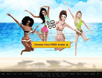Thumbshot of Imvu.com