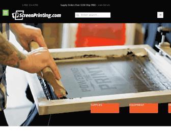 Thumbshot of Silkscreeningsupplies.com