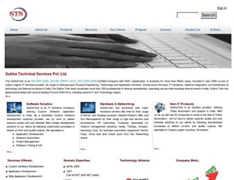 Thumbshot of Subhatech.co.in