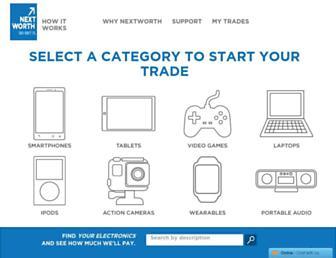 Thumbshot of Nextworth.com