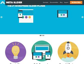 metaslider.com screenshot