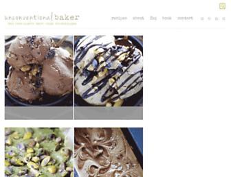 Thumbshot of Glutenfreeveganlove.com