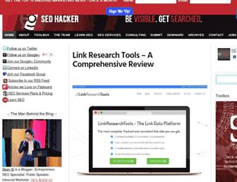 Thumbshot of Seo-hacker.com